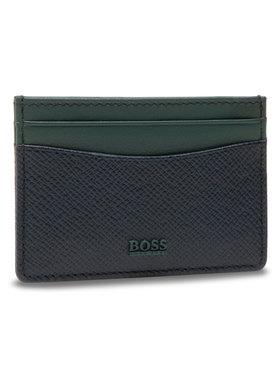 Boss Boss Puzdro na kreditné karty SignPop214 50447004 10195513 01 Tmavomodrá
