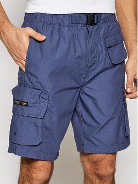Superdry Superdry Short en tissu Ult Cargo M7110210A Bleu marine Regular Fit