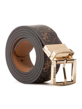 Guess Guess Dámský pásek Tyren Belts BW7415 VIN35 Hnědá