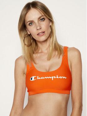 Champion Champion Vrchní část bikin 112940 Oranžová