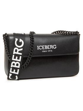 Iceberg Iceberg Geantă 8X Borsa 20I P2P1 7204 6962 Negru