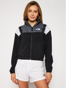 The North Face The North Face Demisezoninė striukė W Ma Wind NF0A5563NY71 Juoda Regular Fit