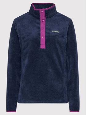 Columbia Columbia Fliso džemperis Benton Springs 1860991 Tamsiai mėlyna Regular Fit