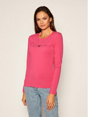 Emporio Armani Underwear Emporio Armani Underwear Blusa 163229 0A317 20973 Rosa Regular Fit
