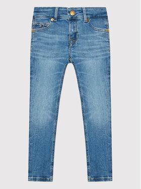Tommy Hilfiger Tommy Hilfiger Jeans Nora KG0KG05592 D Blu Skinny Fit
