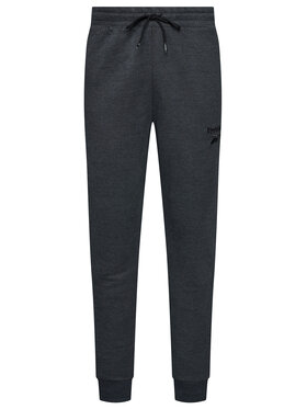 Reebok Reebok Pantalon jogging Essentials GI9405 Gris Slim Fit