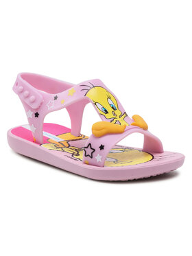 Ipanema Ipanema Sandały Looney Tunes Baby 26372 Różowy