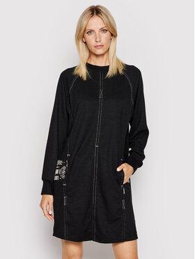 G-Star Raw G-Star Raw Плетена рокля Graphic Pocket Tweater D19936-C808-976 Черен Straight Fit