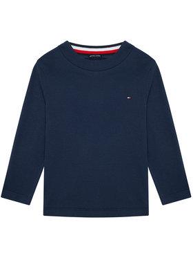 TOMMY HILFIGER TOMMY HILFIGER Bluză KB0KB06212 M Bleumarin Regular Fit