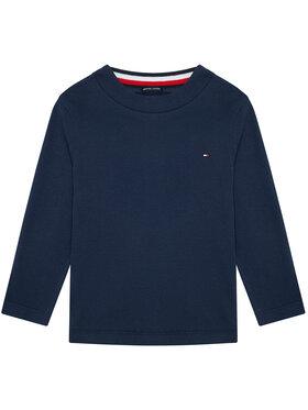 TOMMY HILFIGER TOMMY HILFIGER Μπλουζάκι KB0KB06212 M Σκούρο μπλε Regular Fit