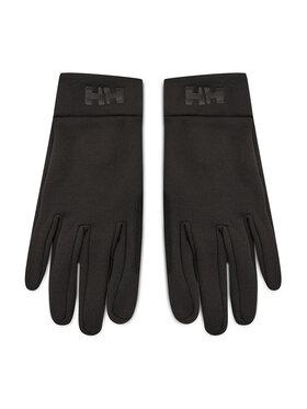 Helly Hansen Helly Hansen Pánske rukavice Fleece Touch 67332 Čierna