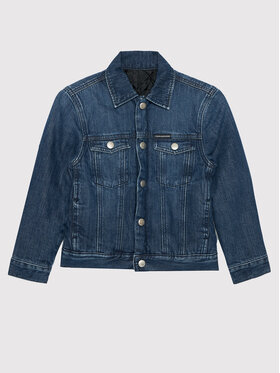 Calvin Klein Jeans Calvin Klein Jeans Veste de mi-saison IB0IB00917 Bleu marine Regular Fit