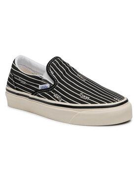 Vans Vans Sneakers aus Stoff Classic Slip-On 9 VN0A3JEX1KQ1 Schwarz