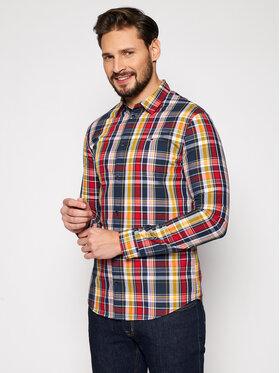 Tommy Jeans Tommy Jeans Marškiniai Seasonal DM0DM10610 Spalvota Slim Fit