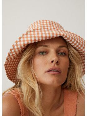 Mango Mango Kapelusz Picnic Bucket Hat 87006321 Pomarańczowy