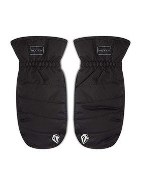 Volcom Volcom Snoubordové rukavice Puff Puff Mitt K6852109 Hnedá