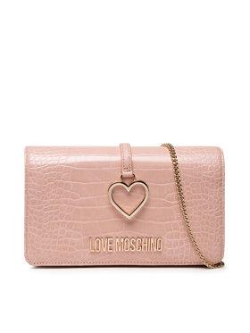 LOVE MOSCHINO LOVE MOSCHINO Torebka JC4290PP0DKF160A Różowy