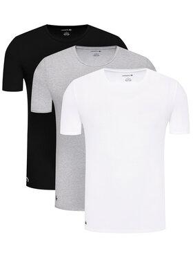 Lacoste Lacoste Set od 3 para majica TH3321 Šarena Slim Fit