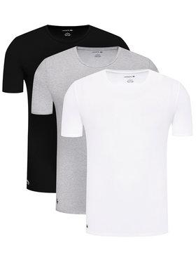 Lacoste Lacoste Súprava 3 tričiek TH3321 Farebná Slim Fit