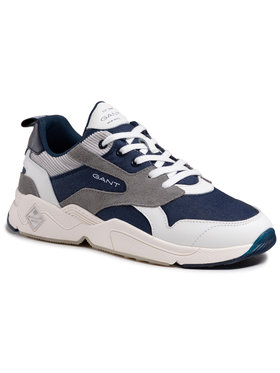 Gant Gant Sneakersy Nicewill 22638658 Granatowy