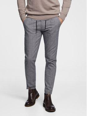 Vistula Vistula Spodnie materiałowe Harvey XA0878 Szary Regular Fit