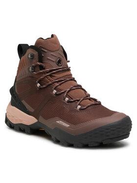 Mammut Mammut Chaussures de trekking Ducan Pro High Gtx GORE-TEX 3030-04070-7482-1040 Marron