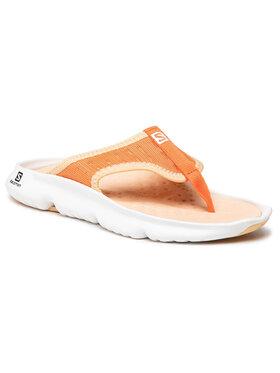 Salomon Salomon Flip flop Reelax Break 5.0 W 412791 20 M0 Portocaliu