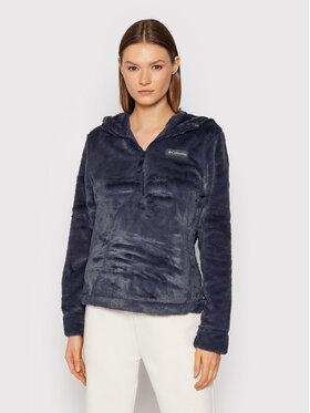 Columbia Columbia Anorak Bundle Up™ Hooded Fleece 1958811 Dunkelblau Regular Fit