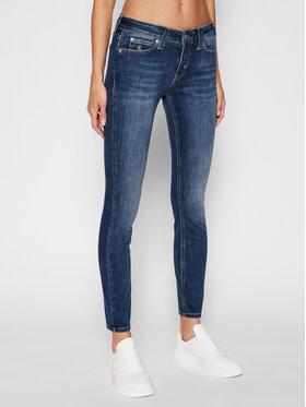 Calvin Klein Jeans Calvin Klein Jeans Skinny Fit džíny Ckj 011 J20J214098 Tmavomodrá Skinny Fit