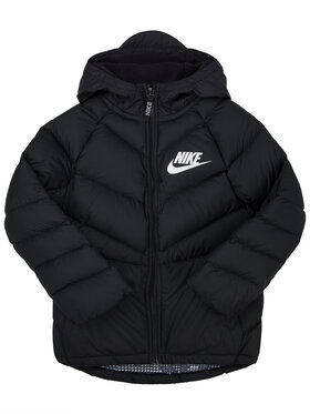 NIKE NIKE Doudoune 939557 Noir Regular Fit