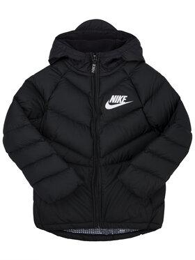 Nike Nike Kurtka puchowa 939557 Czarny Regular Fit