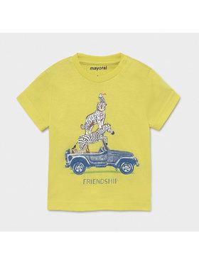 Mayoral Mayoral T-Shirt 1002 Grün Regular Fir