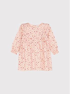 Coccodrillo Coccodrillo Ежедневна рокля ZC1128101SUS Розов Regular Fit