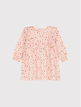 Coccodrillo Coccodrillo Sukienka codzienna ZC1128101SUS Różowy Regular Fit