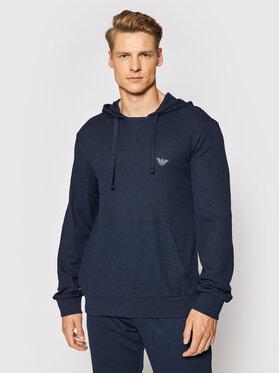 Emporio Armani Underwear Emporio Armani Underwear Bluza 111753 1A565 00135 Granatowy Regular Fit
