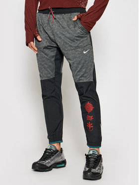 Nike Nike Pantaloni da tuta Phenom Elite Wild Run Z9748 Grigio Standard Fit