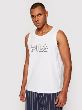 Fila Fila Tank top Pawel 687138 Biały Regular Fit