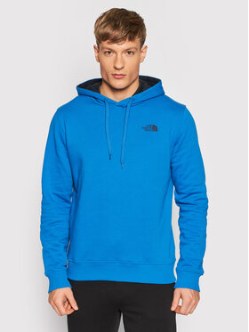 The North Face The North Face Mikina Seas NF0A2TUV Modrá Regular Fit