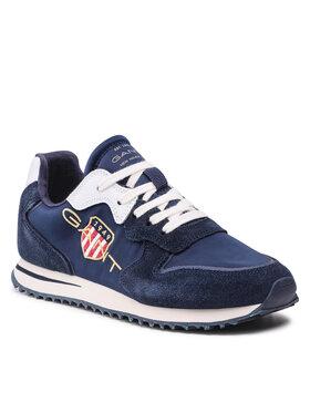 Gant Gant Sneakersy Beja 23537023 Tmavomodrá