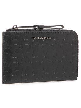 KARL LAGERFELD KARL LAGERFELD Puzdro na kľúče 205W3244 Čierna