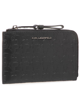 KARL LAGERFELD KARL LAGERFELD Schlüsseletui 205W3244 Schwarz