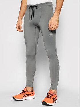 Nike Nike Leggings Challenger CZ8830 Grigio Tight Fit