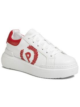 Pollini Sneakersy SA15084G1AT6010C Biela