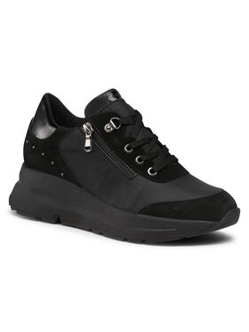 Geox Geox Sneakers D Backsie C D04FLC 04622 C9999 Nero