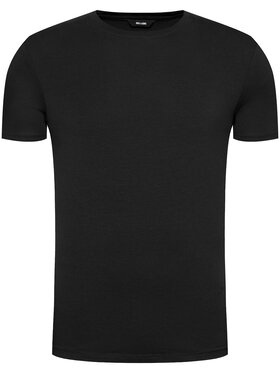 Only & Sons ONLY & SONS Marškinėliai Basic 22020798 Juoda Slim Fit