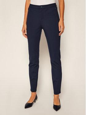 TOMMY HILFIGER TOMMY HILFIGER Pantalon en tissu Heritage WW0WW01345 Bleu marine Skinny Fit