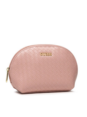 Guess Guess Kosmetický kufřík Emelyn Accessories PWEMEL P1370 Růžová