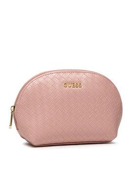 Guess Guess Τσαντάκι καλλυντικών Emelyn Accessories PWEMEL P1370 Ροζ