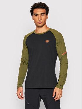 Dynafit Dynafit Тениска от техническо трико Alpine Pro 08-71156 Черен Regular Fit