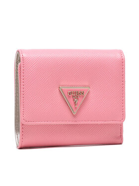 Guess Guess Μεγάλο Πορτοφόλι Γυναικείο Cordelia (VG) Slg SWVG81 30430 Ροζ